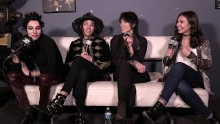 Interview with Palaye Royale