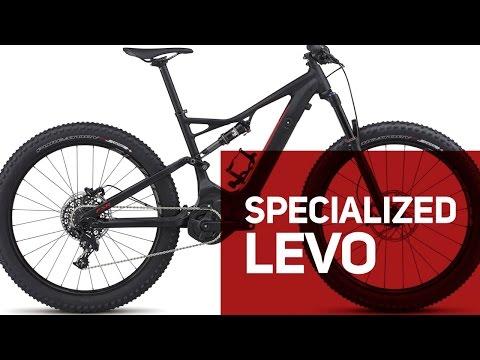 Specialized LEVO 2017 - Detalhes de funcionamento e impressões