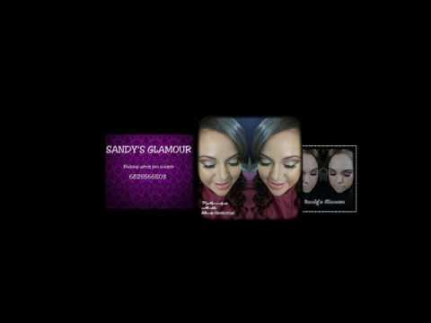 SANDY'S GLAMOUR MAQUILLAJE Y PEINADO PROFESIONAL