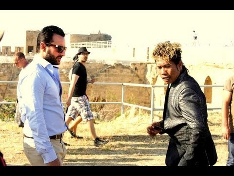MAKING  Of RACE 2 - Action Scenes