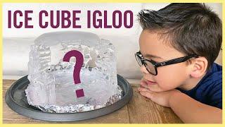 PLAY | ICE CUBE IGLOO (WIN or FAIL?!?)