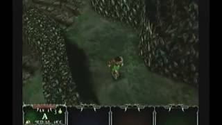 Gauntlet Dark Legacy gameplay for the Game Cube