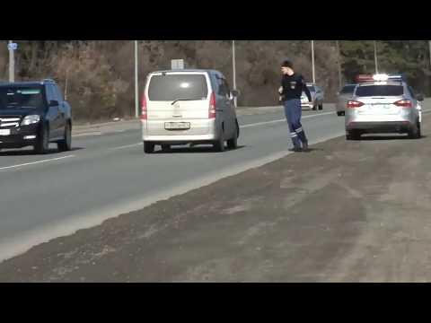 По пути в Йошкар-Олу с Алексеем.
