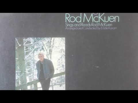 The Single Man - Rod McKuen (Vinyl - Side A)