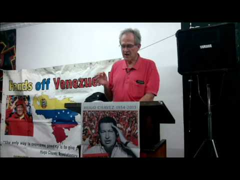 Dr Robert Austin on Latin America's Turbulent Transitions