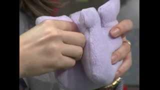 Hipopótamo de pelúcia 2da parte