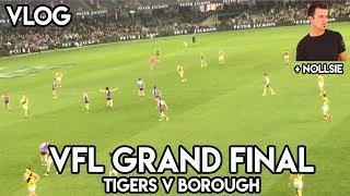 VFL Grand Final. Richmond v Port Melbourne