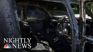 Nine Members Of American Family Killed In Highway Ambush In Mexico | NBC Nightly News
