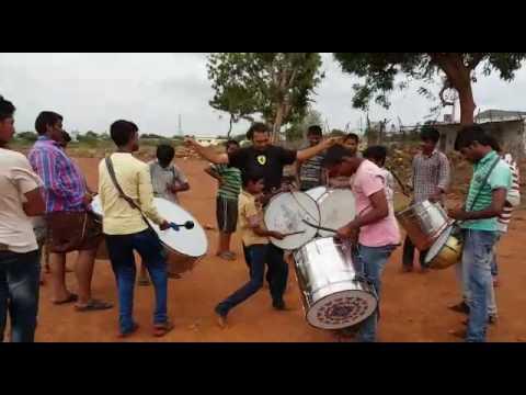 My friend brama paka local dance