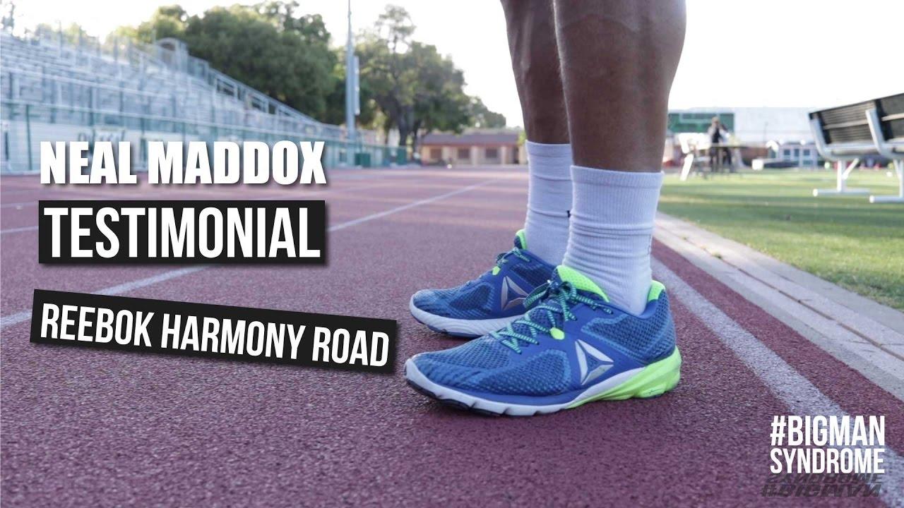 reebok harmony road 2