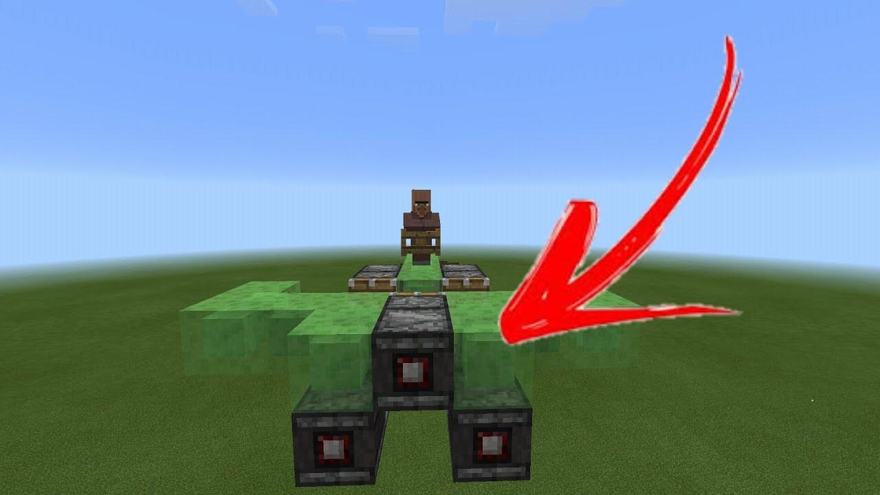 Como Fazer Um Avi Bombardeiro Minecraft Pe 0.15.6 0