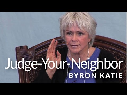 Judge-Your-Neighbor Worksheet—The Work of Byron Katie ® - Most ...
