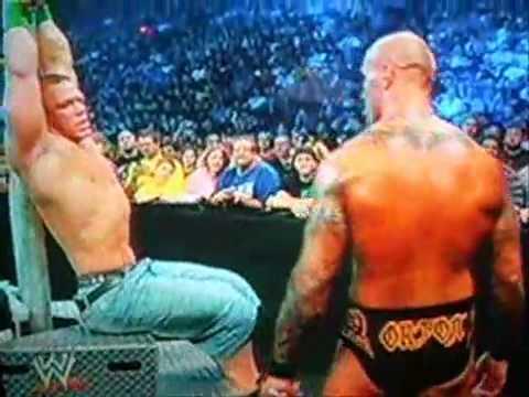 Randy Orton vs John Cena WWE Championship I Quit Match ...  Randy Orton vs ...