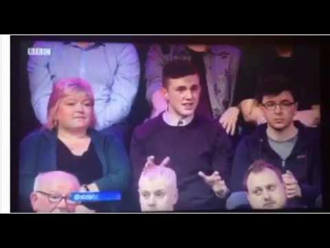Cónall Ó Corra on the Nolan show