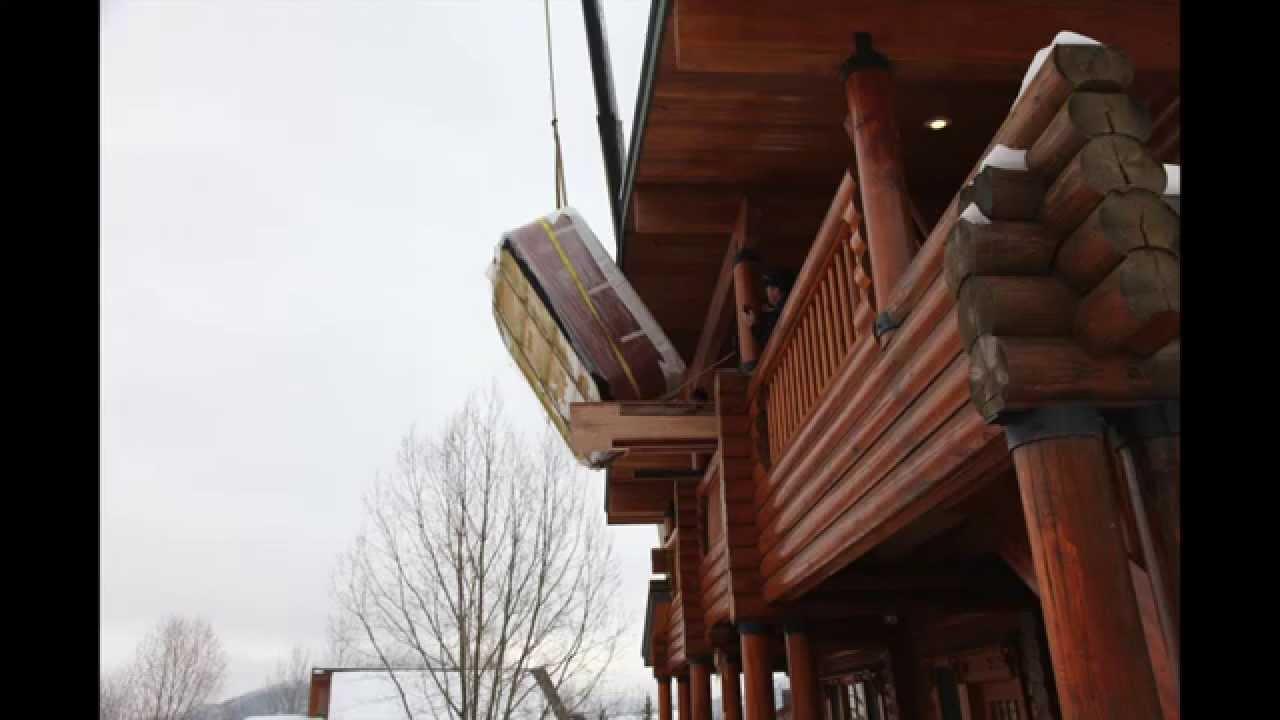 Spa Depot Park City Utah Installation On Our Deck