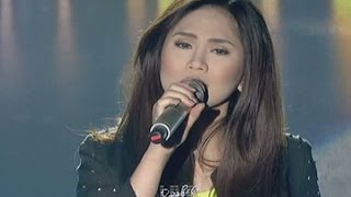 "Sarah Geronimo sings ""Your Love"" with Alamid"