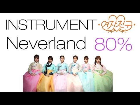 [여자친구/GFRIEND] Neverland (inst.)