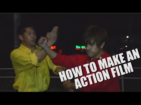 HOW TO MAKE AN ACTION FILM - 騰龍 RISING DRAGONS BEHIND THE SCENES