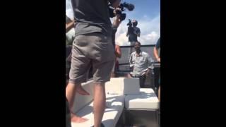 Crashing Dock - David Guetta - Snapchat