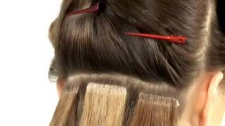 SHE HAIR EXTENSION: Extensive Adhesive System Thumbnail