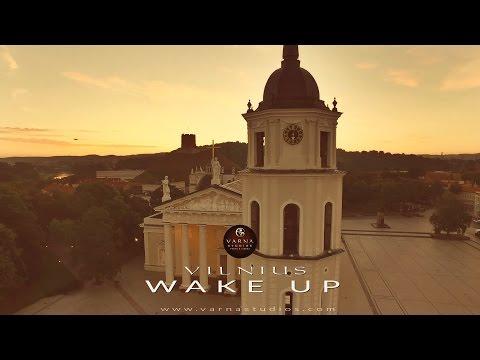 Vilnius Wake Up Film by VARNA STUDIOS Photo & Cinema 4K UHD