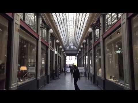 Bruxelles - Les Galeries Royales Saint-Hubert