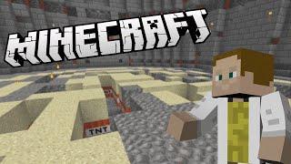 [GEJMR] Minecraft Minihry - TNT Run - Jirka a Kelo