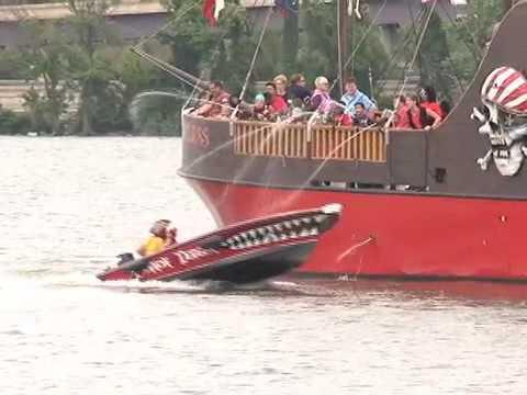 Urban Pirates at the National Harbor