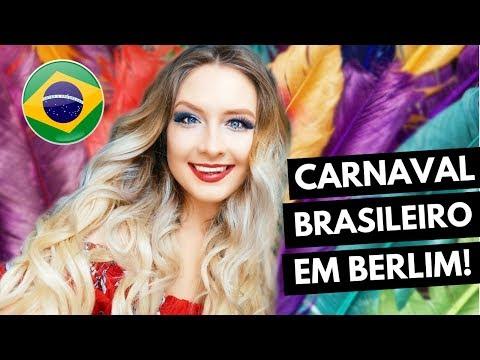 MEU PRIMEIRO CARNAVAL - MY FIRST BRAZILIAN CARNAVAL