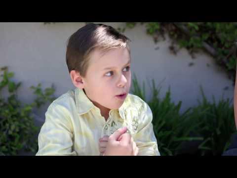 Actor Jackson Brundage