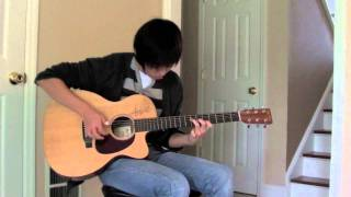 Sungmin Lee: Tommy Emmanuel - Borsalino - Acoustic Guitar Cover