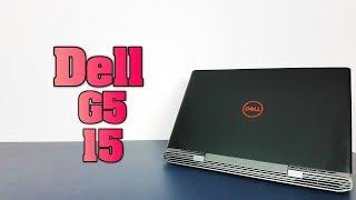 Dell Inspiron G5 5587 / i5 8300H / GTX 1060 Max-Q - test, recenzja, review + GRABONAMENT