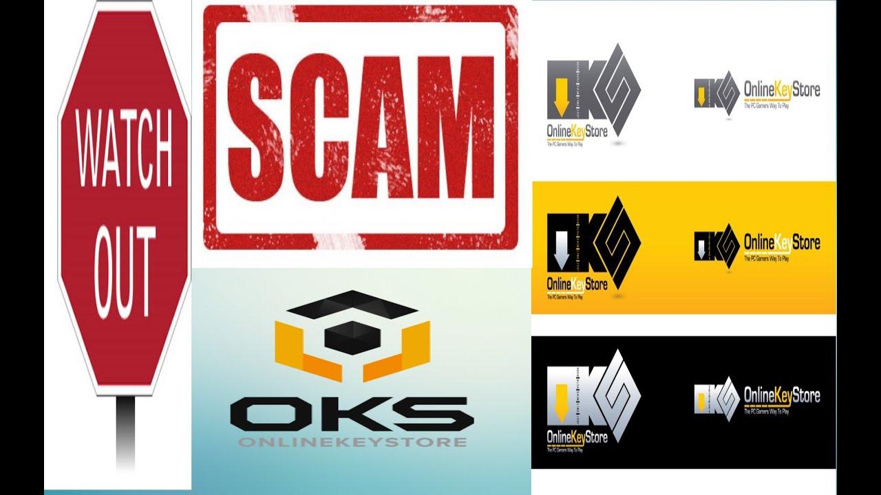 Online Key Store Are Not Legit! - YouTube
