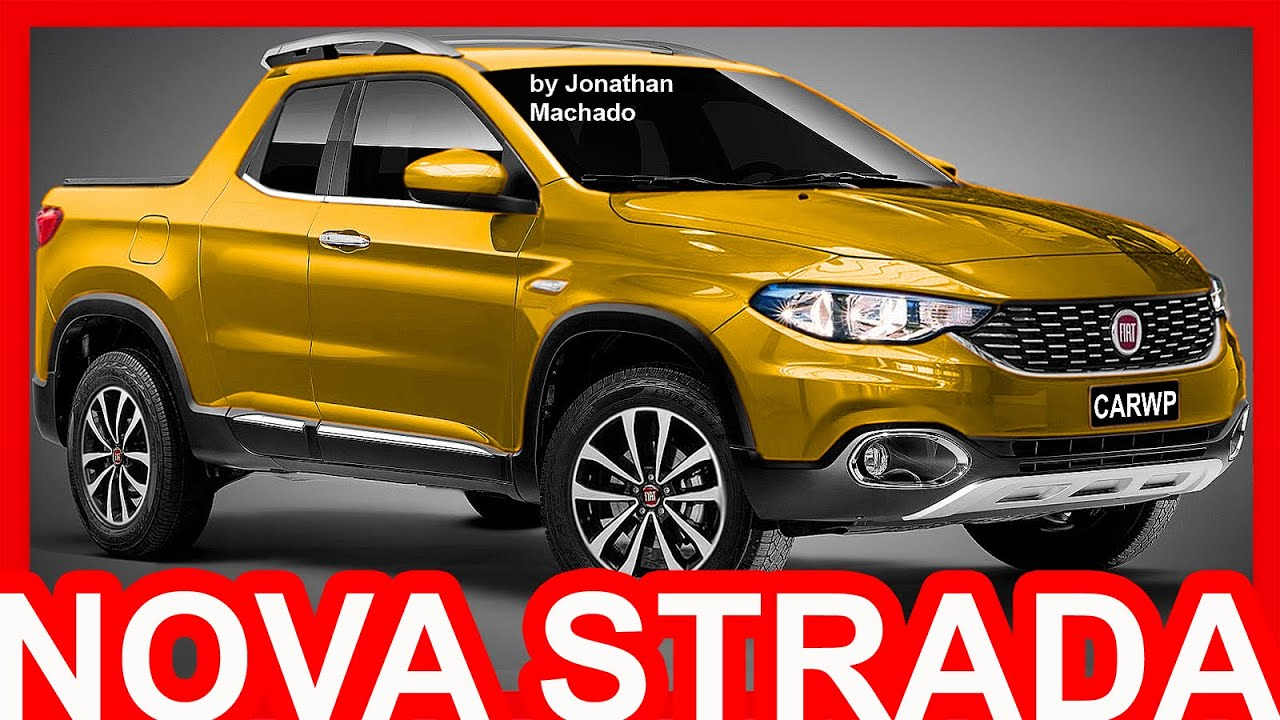 novedades renault 2018. exellent novedades photoshop nova fiat strada 2018  projeto x6p  rival da renault duster  oroch fiat youtube and novedades renault k