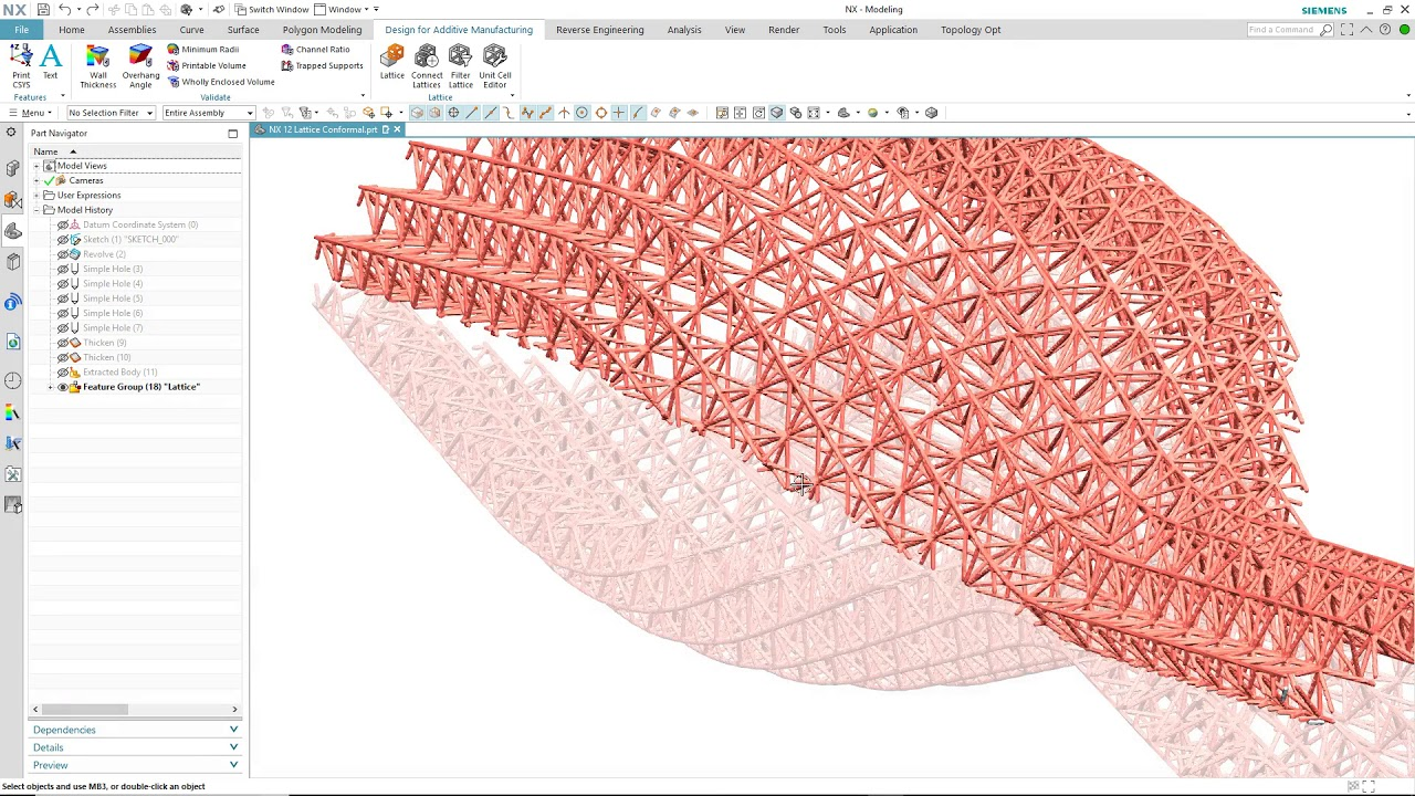 Siemens NX 1847 in 2019 - Camdivision