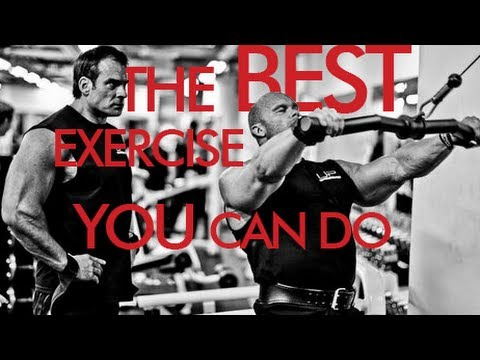 The Best Exercise You Can Do!