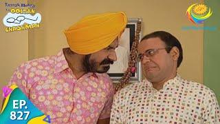 Taarak Mehta Ka Ooltah Chashmah - Episode 827 - Full Episode