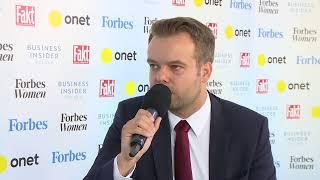 Forum Ekonomiczne w Krynicy. Kamil Dziubka rozmawia z Rafałem Bochenkiem