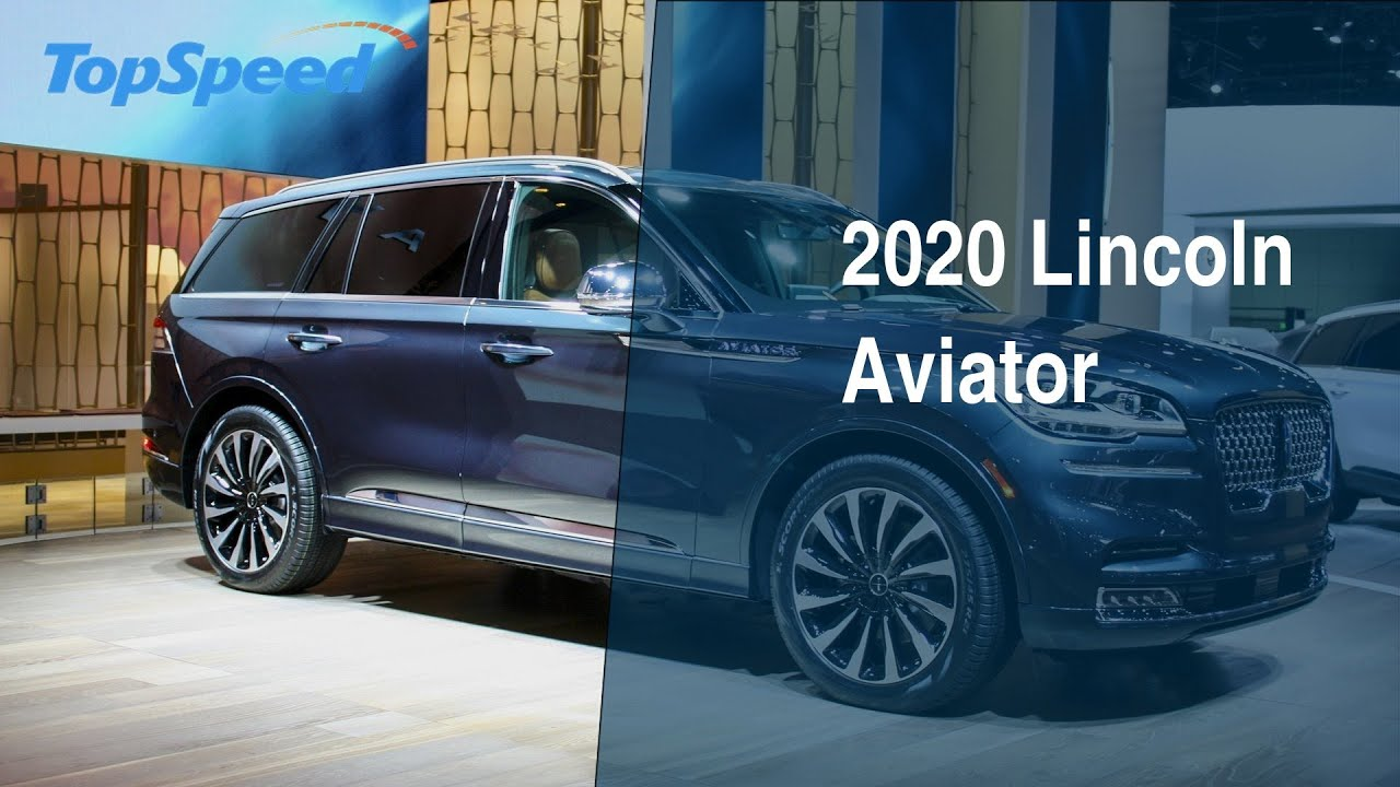 2020 Lincoln Aviator Youtube