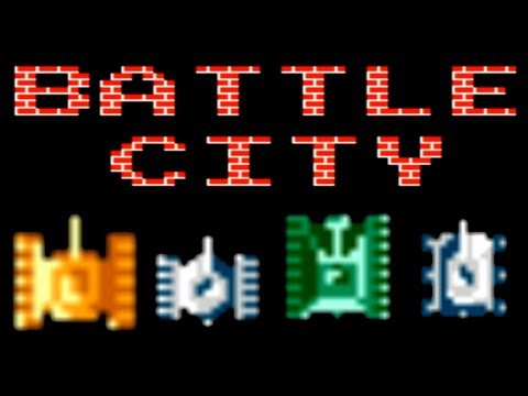 Battle City (Танчики 8-bit) OSG