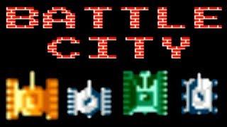 видео: Battle City (Танчики 8-bit) OSG