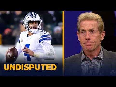 Skip Bayless makes prediction on the Cowboys vs Saints on Thursday Night Football | NFL | UNDISPUTED