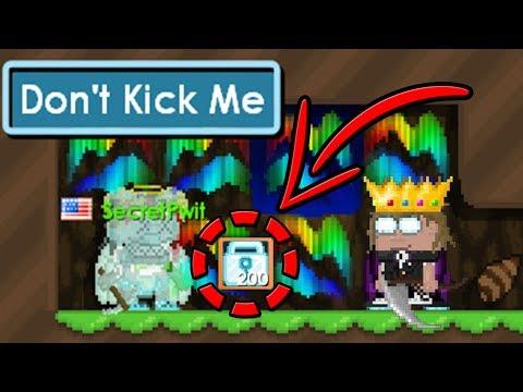 Growtopia | AMAZING NEW SCAM FAIL!! OMGG!?!