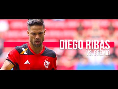 Diego Ribas vs. Grêmio - 21/08/2016