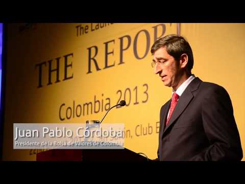 Oxford Business Group launch event: The Report: Colombia 2013