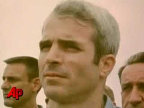Newly Found Video Shows McCain