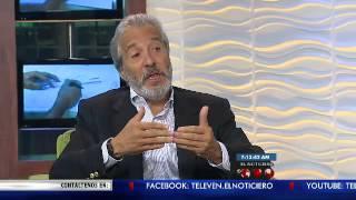 La Entrevista El Noticiero Televen - Primera Emisión - Jueves 28-04-2016