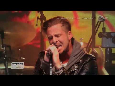 OneRepublic Love Runs Out (Live) at Telekom Street Gigs  2017
