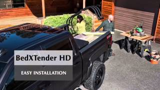 Lund In Motion truck bed accessories - Made in USA