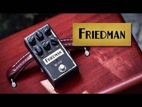 Friedman BE-OD - IN DEPTH Review